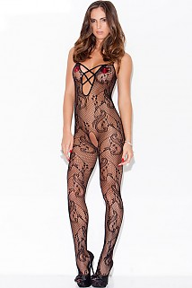 Bodystocking Angel dark